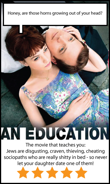 An Education: The Movie Poster that should have been